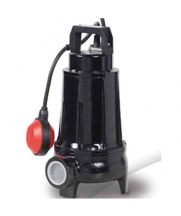 Elettropompa Sommergibile in ghisa mod. COMPATTA-2 M/G con galleggiante