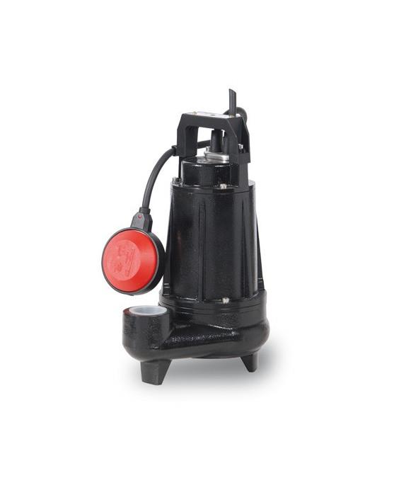 Elettropompa Sommergibile in ghisa mod. COMPATTA-N1 M/G con galleggiante