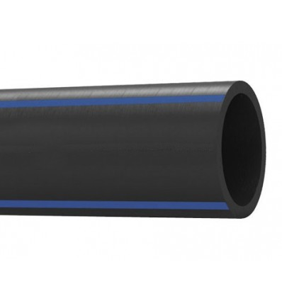 Polyetylene Pipe d.63 PN12.5 High density - 100 mt - Top quality