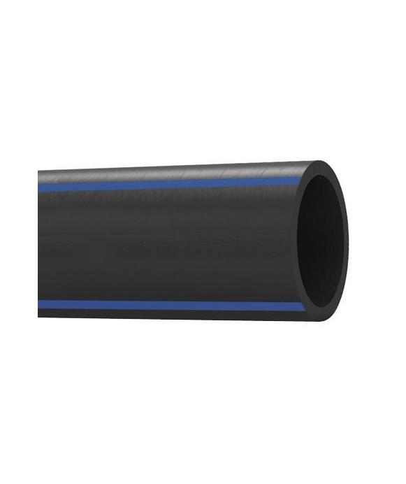 Tubo in Polietilene d.63 PN12.5 Alta Densità - 100 metri