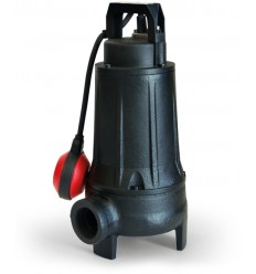 Submersible electropumps with Vortex impeller DRENO POMPE mod. COMPATTA-5 T