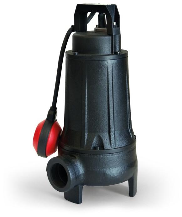 Submersible electropumps with Vortex impeller DRENO POMPE mod. COMPATTA-5 T
