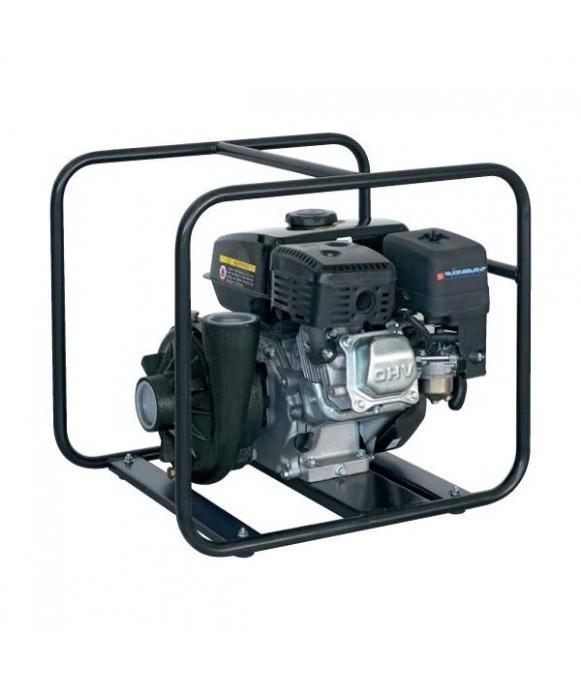 Motopompa centrifuga monogirante a benzina portatile a 4 tempi mod. LC 50