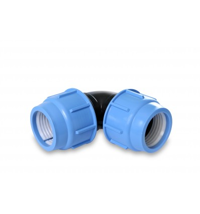 Compression Elbow Blue Seal PN-16
