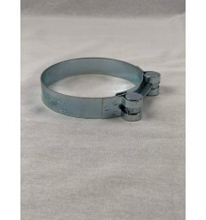 """Galvanized Hose Clamp """"EXTRA"""" big - from 80 to 230 mm"""