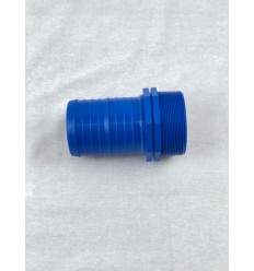 "Threaded Male Fitting for LayFLat d.65x2""1/2"