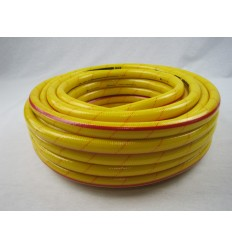 Rubber pipe Tricotex Universal yellow d.25 mm ANTITORSION