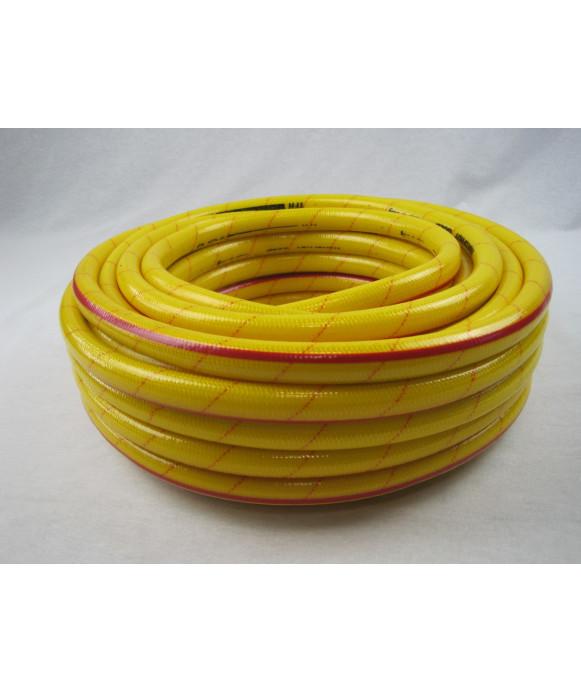 Rubber pipe Tricotex Universal yellow d.25 mm ANTITORSION