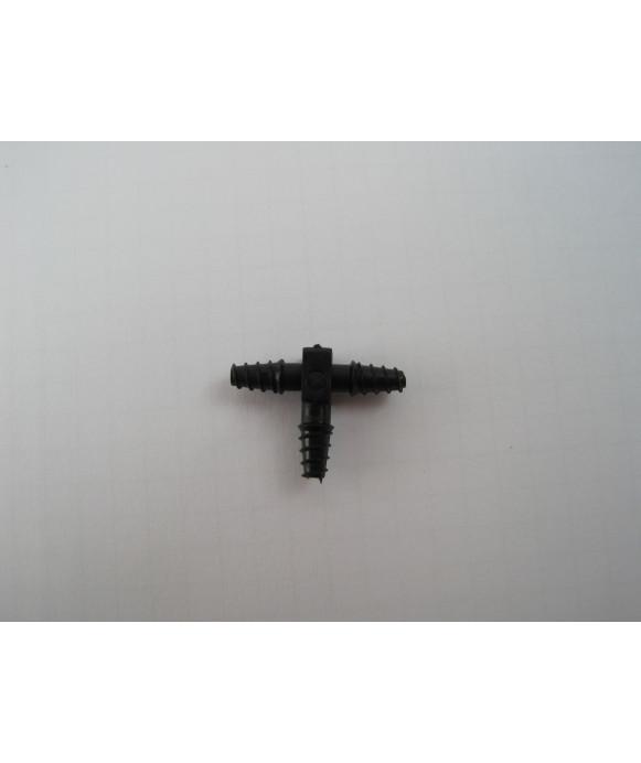 Threaded Junction a T NETAFIM 5mm with 3 threads mod. C - 20 pcs