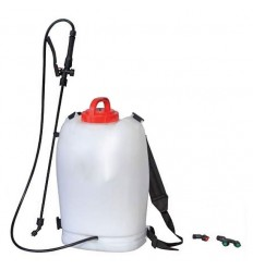 Electric pump for spraying and weeding - 18 lt