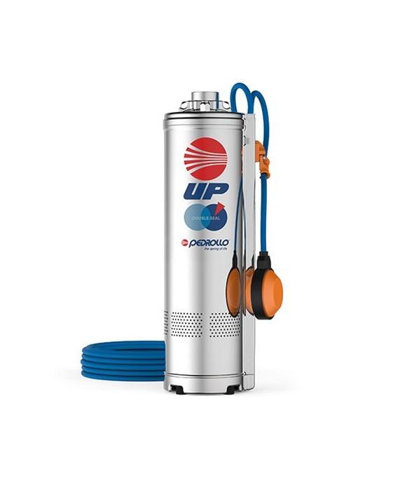 Multi-stage submersible pump PEDROLLO mod. UPm 4/4-GE