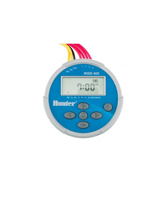 Programmatore a batteria HUNTER NODE-400 da pozzetto