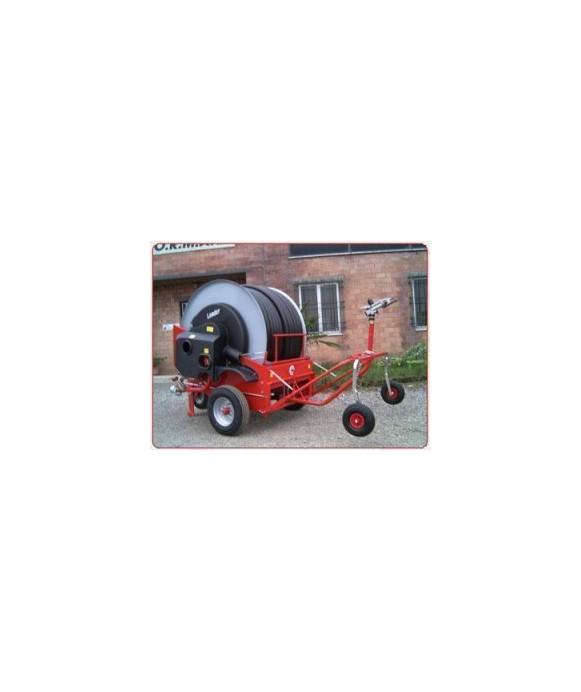 Macchina irrigatrice semovente mod. LEADER-50 d.50mm x 150 mt