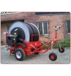 Irrigation automotive machine mod. LEADER-50 d.50mm x 180 mt