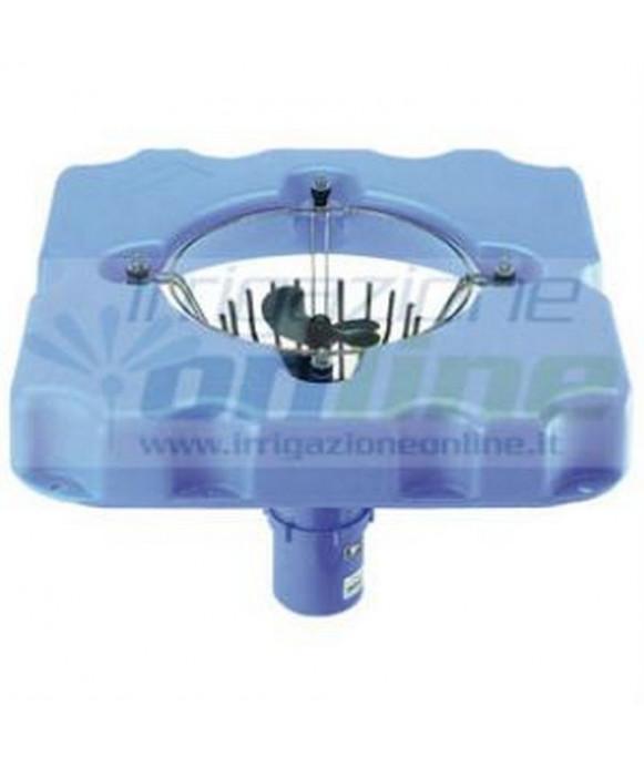 Floating areator 2000 l/min monophase mod. SPLASH 2001 0.5M