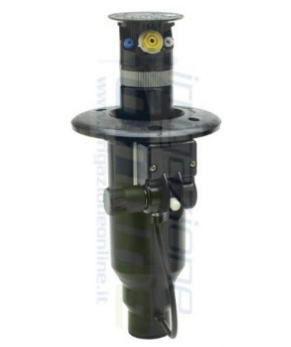 TORO - SERIE DT30, mod. DT-35-51-35 con comando di apertura idraulico, angolo di lavoro 360°