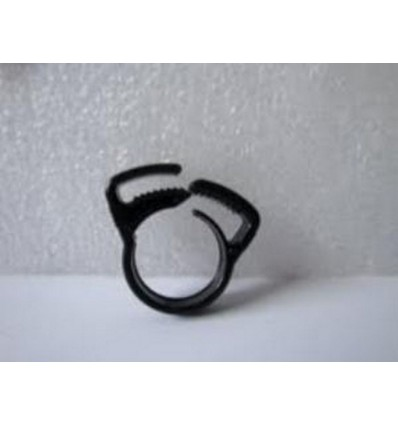 Hose Clamp in PP d. 16 or d.20 - 10 pcs