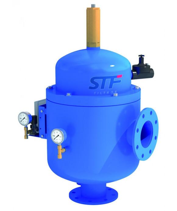 Filtro a rete automatico SFI 104-A
