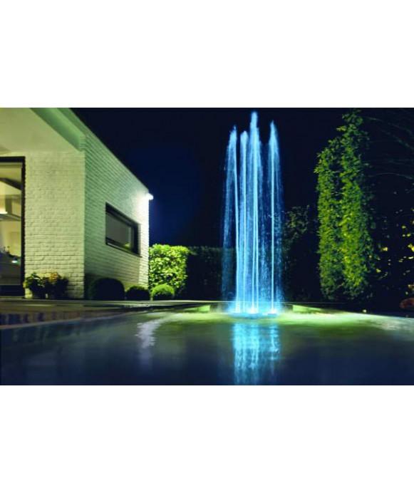 "Fontana Oase mod. ""Water Quintet"" con luci a led e telecomando"