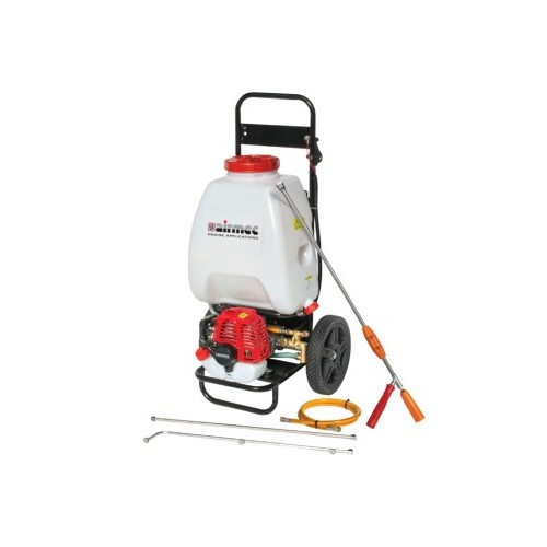 Pumps for spraying and weeding